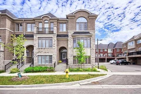 Townhouse for sale at 5 Rougeview Park Cres Markham Ontario - MLS: N4507046