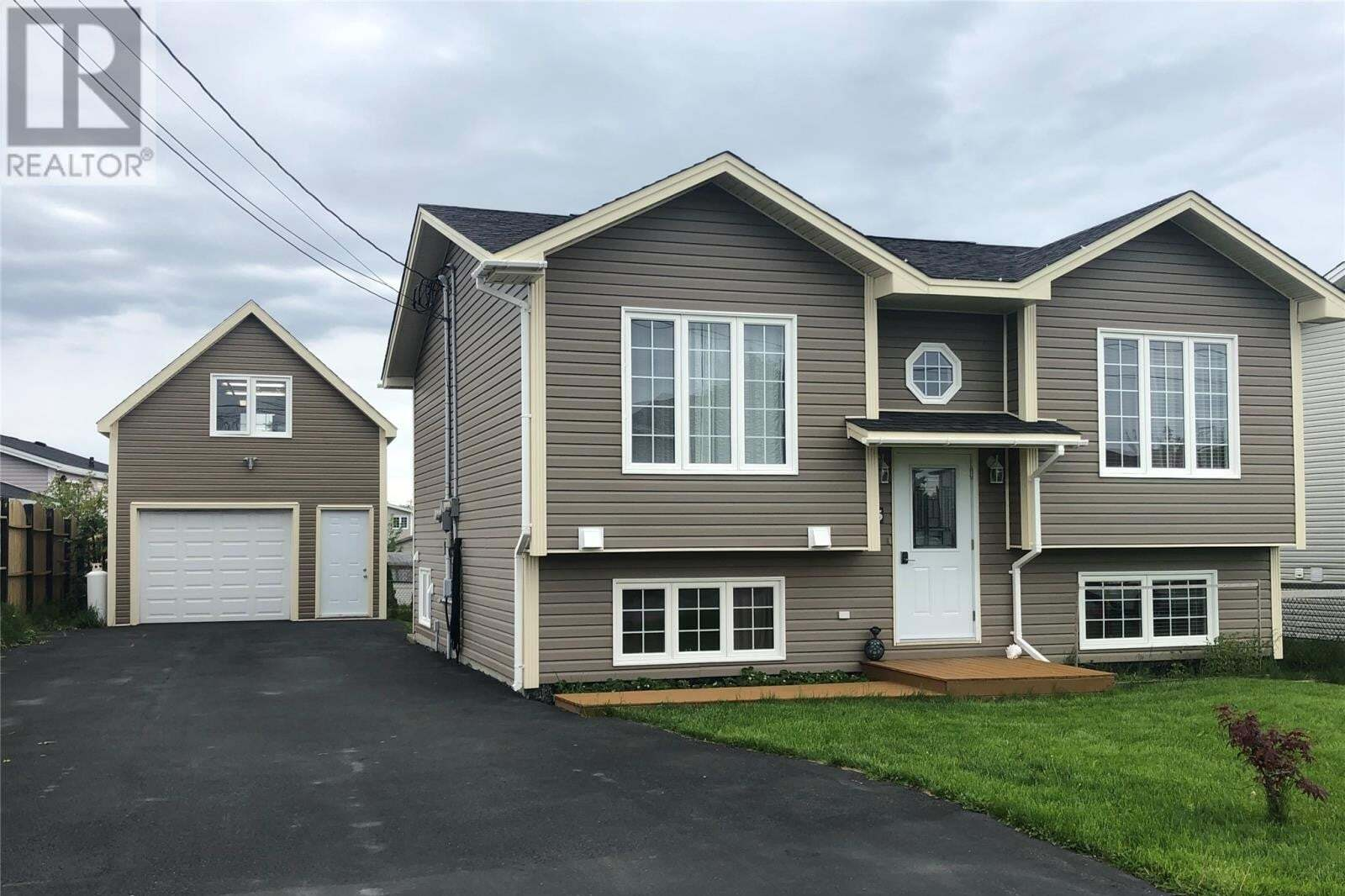House for sale at 5 Santa Maria Dr Torbay Newfoundland - MLS: 1216405