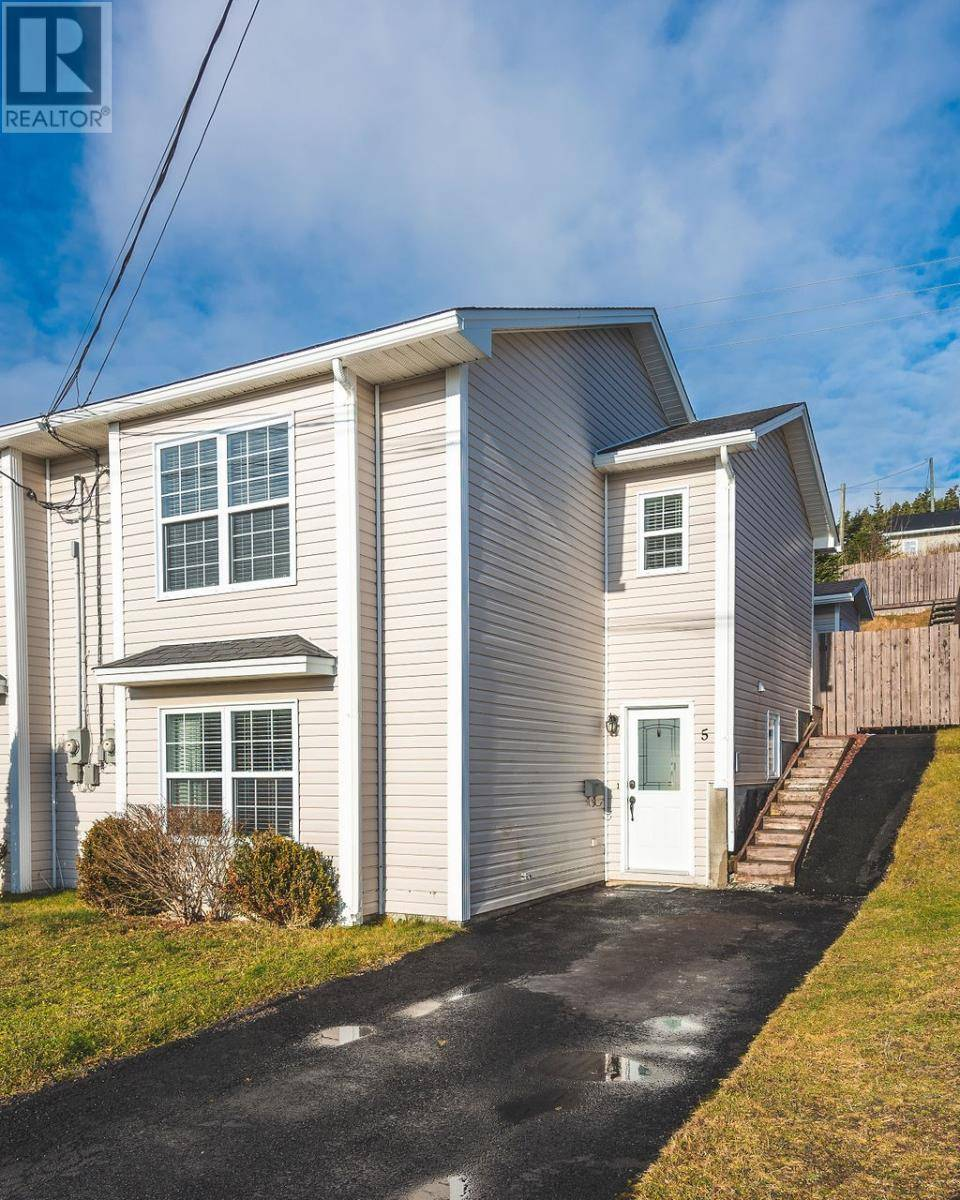House for sale at 5 Seabright Pl Mount Pearl Newfoundland - MLS: 1208839