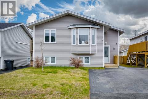 House for sale at 5 Senate Cres Mount Pearl Newfoundland - MLS: 1196140