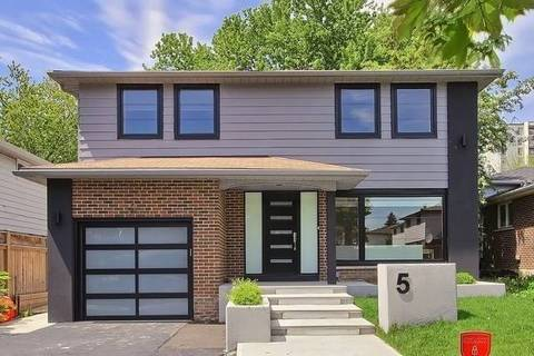 House for sale at 5 Silver Aspen Dr Markham Ontario - MLS: N4439315