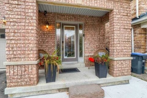 Townhouse for sale at 5 Silver Egret Rd Brampton Ontario - MLS: W4992472