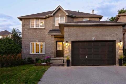 House for sale at 5 Silver Tr Barrie Ontario - MLS: S4860168