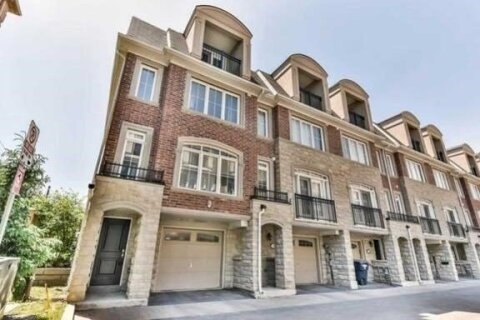 Townhouse for rent at 5 Slingsby Ln Toronto Ontario - MLS: C4995614