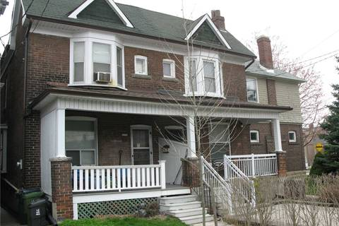 Townhouse for sale at 5 Spring Grove Ave Toronto Ontario - MLS: W4441322