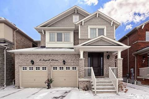 House for sale at 5 Stoyell Dr Richmond Hill Ontario - MLS: N4666412