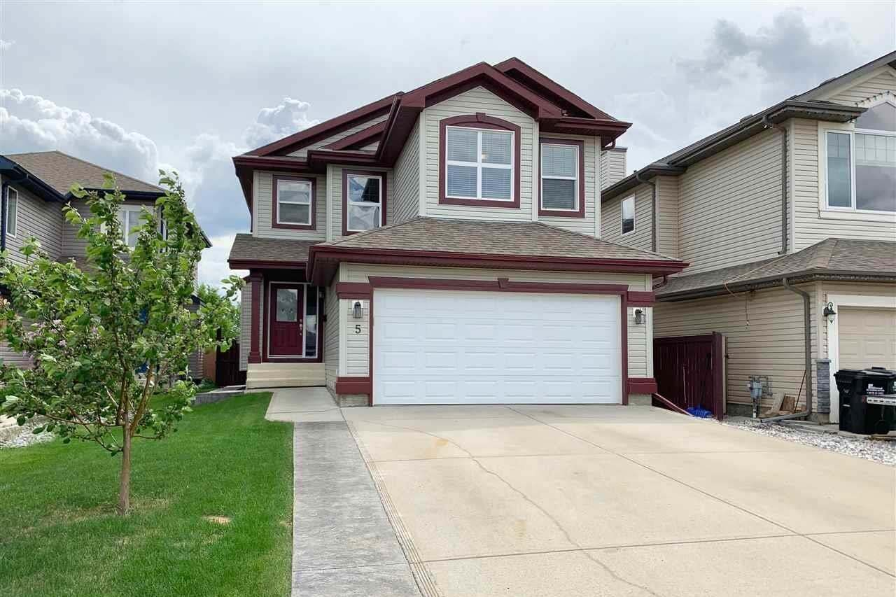 House for sale at 5 Summercourt Cl Sherwood Park Alberta - MLS: E4190449
