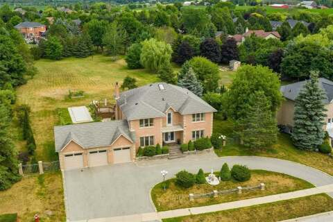 House for sale at 5 Summergate Ct Caledon Ontario - MLS: W4854128