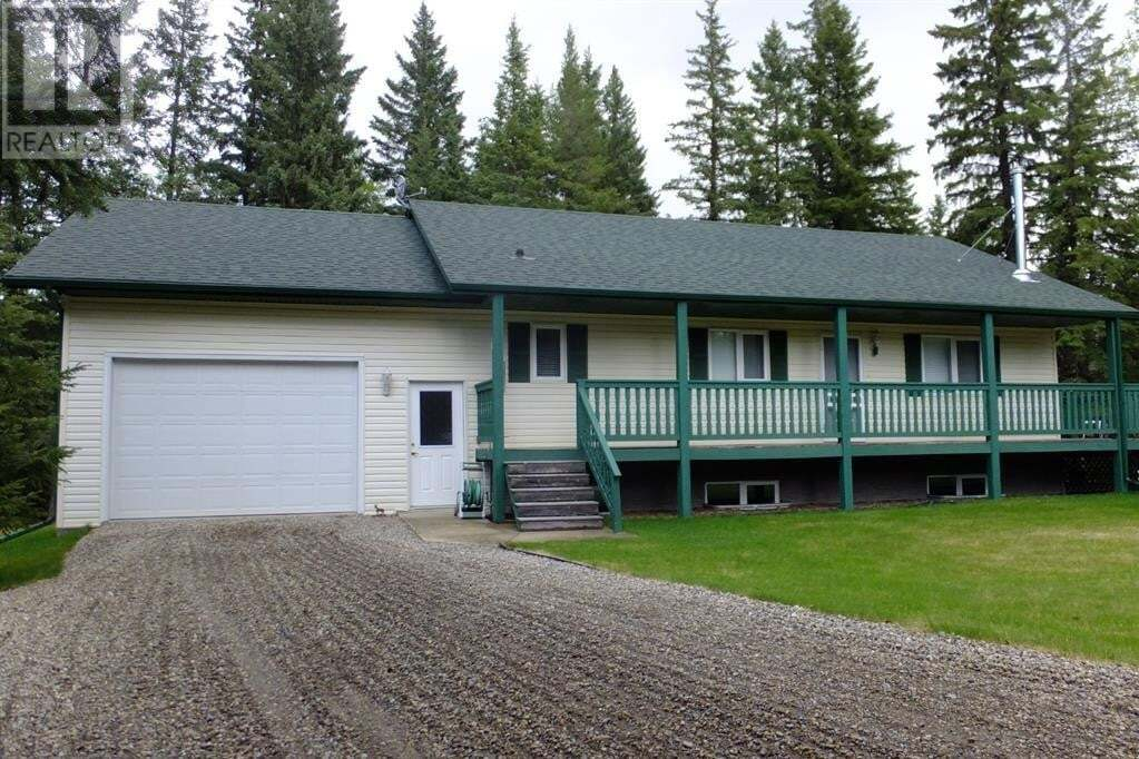 House for sale at 5 Sunnynook Dr Rural Clearwater County Alberta - MLS: CA0192494