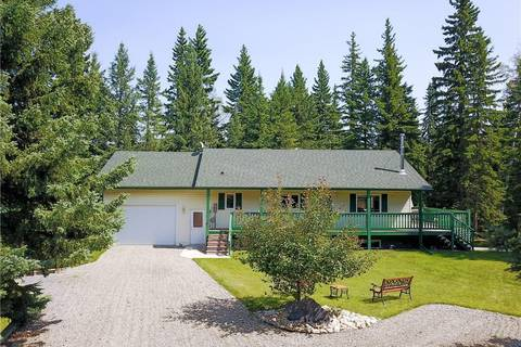 House for sale at 5 Sunnynook Dr Rural Clearwater County Alberta - MLS: C4239201