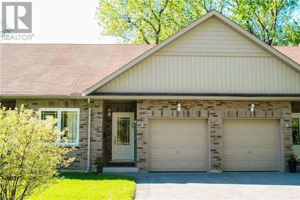 House for sale at 5 Taylor Dr Orillia Ontario - MLS: 262222