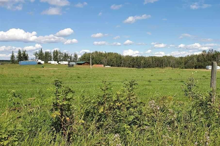 Residential property for sale at 5 Tee Pee Lake Estates Rural Athabasca County Alberta - MLS: E4212227