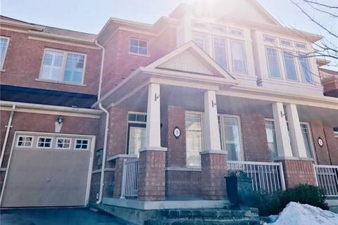 Townhouse for rent at 5 Thistle Ave Richmond Hill Ontario - MLS: N4519314