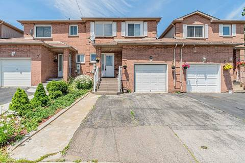 Townhouse for sale at 5 Thorntree Cres Brampton Ontario - MLS: W4521534
