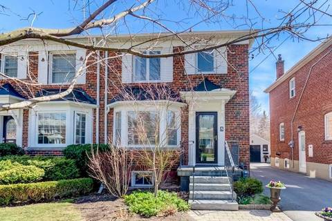 Townhouse for sale at 5 Thursfield Cres Toronto Ontario - MLS: C4423817
