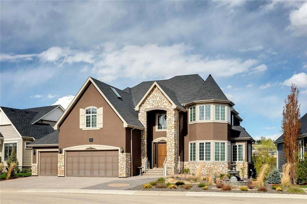 House for sale at 5 Timberline Wy SW Springbank Hill, Calgary Alberta - MLS: C4289906