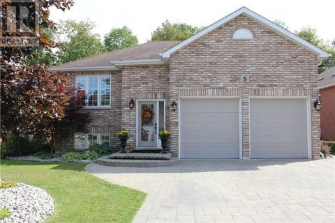 House for sale at 5 Tona Tr Wasaga Beach Ontario - MLS: 196797
