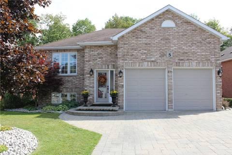 House for sale at 5 Tona Tr Wasaga Beach Ontario - MLS: S4413824