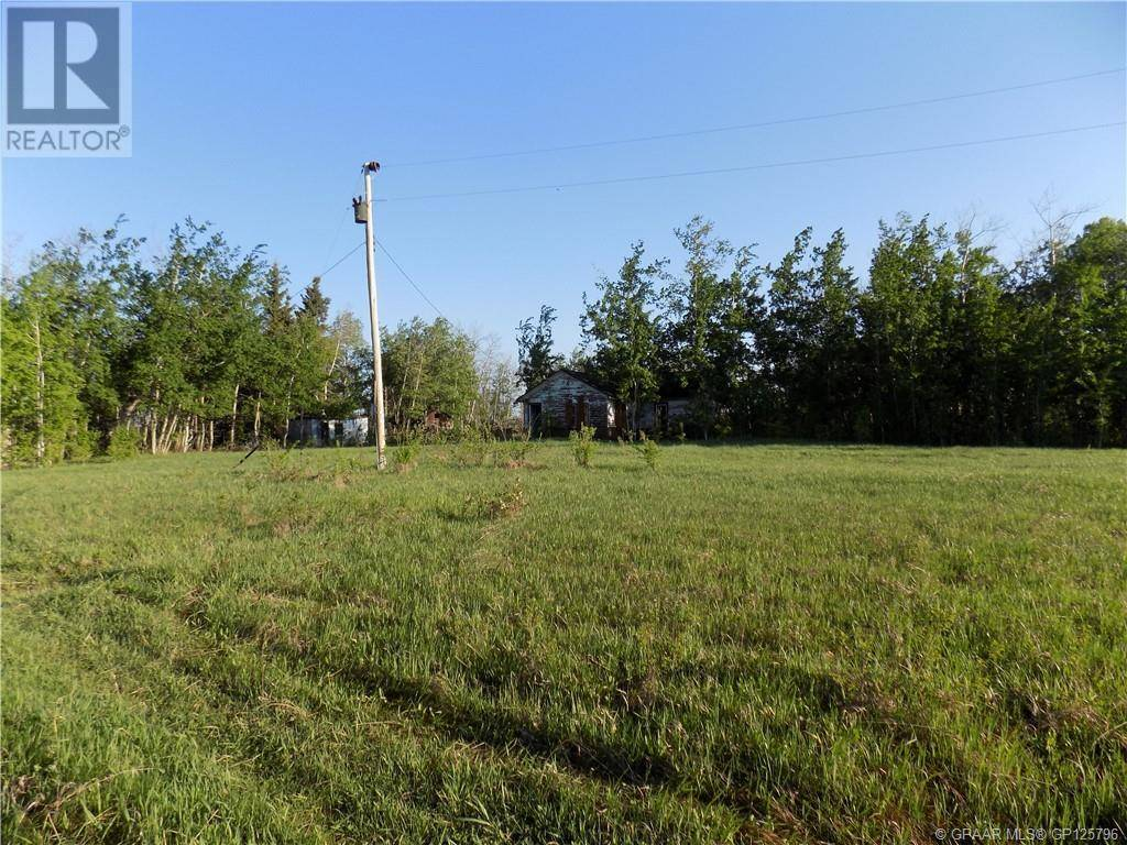 Residential property for sale at 0 Range Road 5 Rd Unit 5 Rycroft Alberta - MLS: GP125796