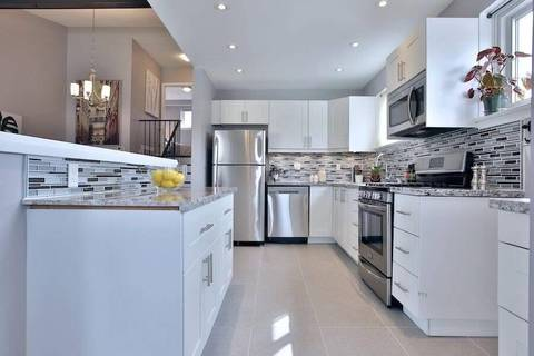 Townhouse for sale at 5 Unser Gt Toronto Ontario - MLS: W4424456