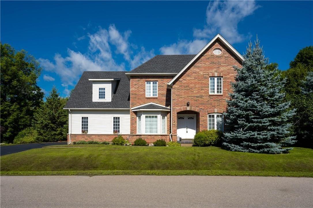 House for sale at 5 Valley Ridge Ln Flamborough Ontario - MLS: H4083260