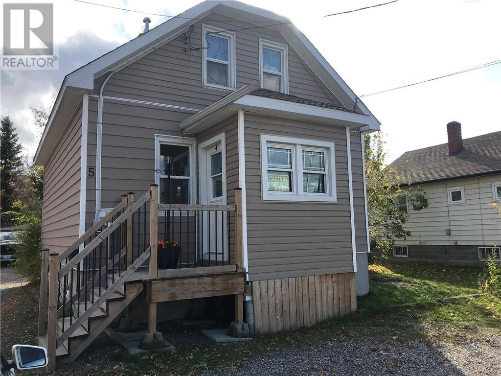 House for sale at 5 Walford Rd Greater Sudbury Ontario - MLS: 2082175