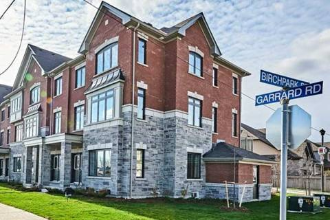 Townhouse for sale at 5 Wandering Wy Whitby Ontario - MLS: E4630332