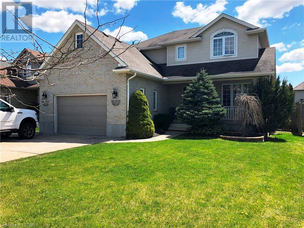 House for sale at 5 Watson Cres St. Thomas Ontario - MLS: 248006