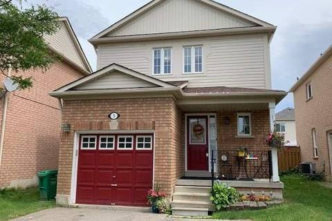 House for sale at 5 Weatherell Dr Brampton Ontario - MLS: W4522175