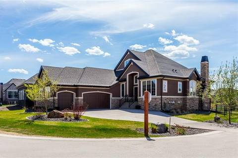 House for sale at 5 Whispering Springs Wy Heritage Pointe Alberta - MLS: C4284790