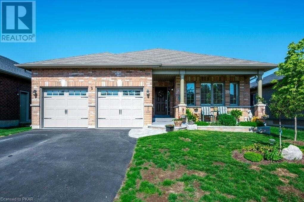 House for sale at 5 White Hart Ln Hastings Ontario - MLS: 263827