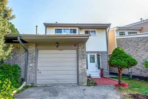 Townhouse for sale at 5 Wray Ct Toronto Ontario - MLS: W4930638