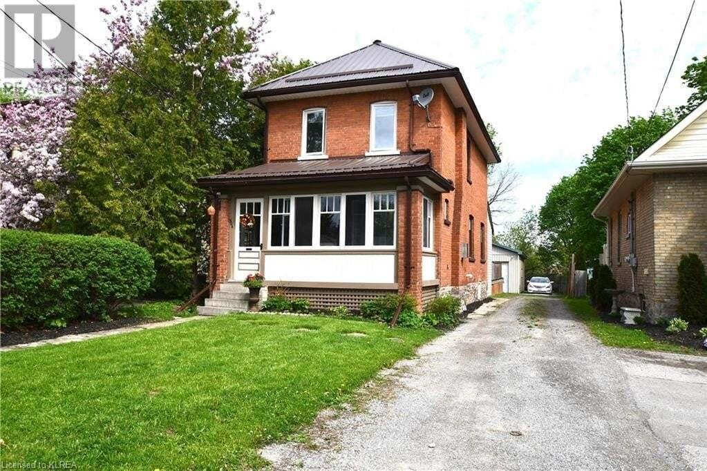 House for sale at 50 1/2 Regent St Lindsay Ontario - MLS: 261063