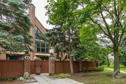 Condo for sale at 100 Hillside Dr Unit 50 Ottawa Ontario - MLS: 1209298