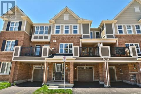 Townhouse for sale at 1000 Asleton Blvd Unit 50 Milton Ontario - MLS: 30743548