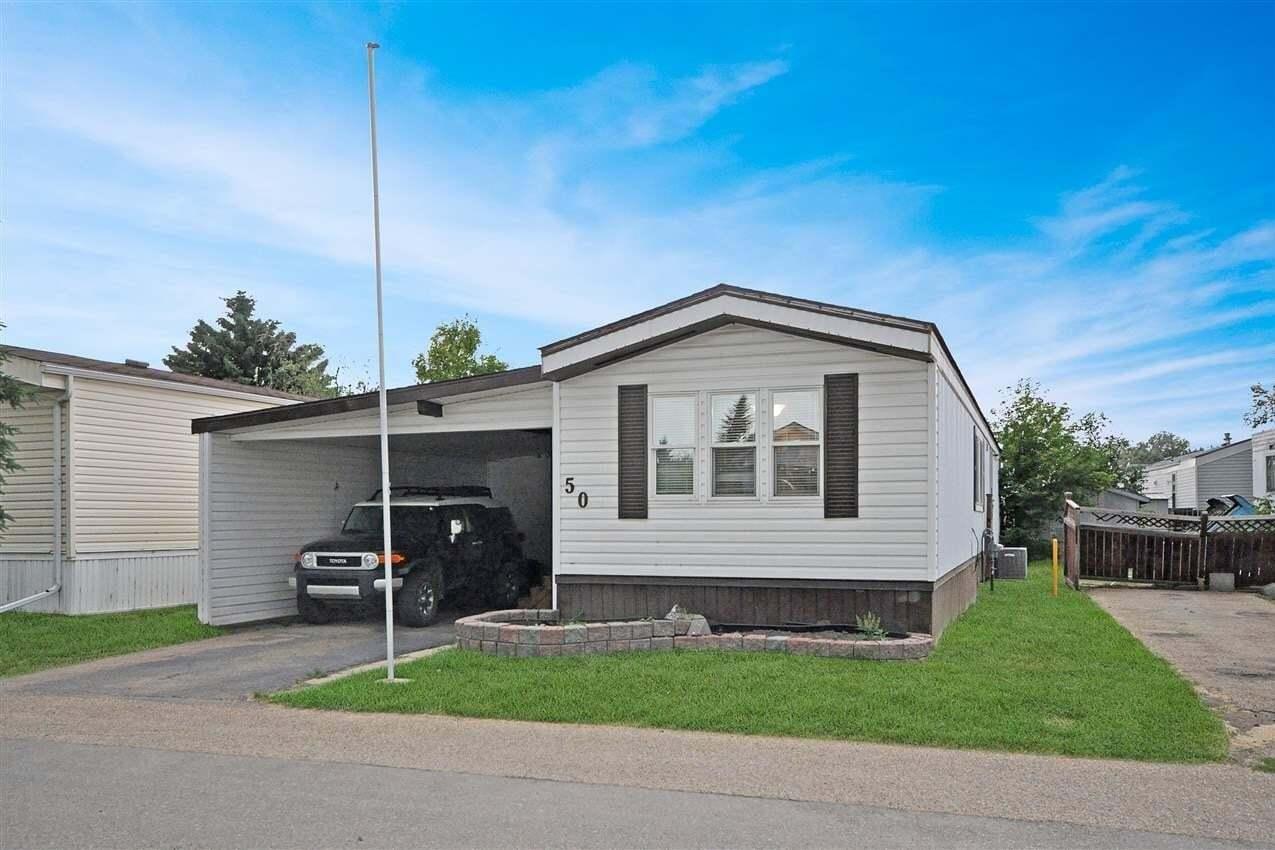 Home for sale at 10770 Winterburn Rd NW Unit 50 Edmonton Alberta - MLS: E4205271