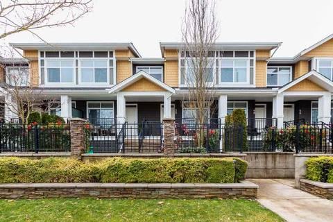 Townhouse for sale at 11461 236 St Unit 50 Maple Ridge British Columbia - MLS: R2432687
