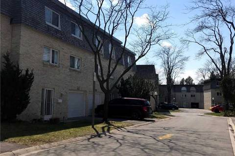 Condo for sale at 120 Courville Coach Wy Unit 50 Toronto Ontario - MLS: C4745500