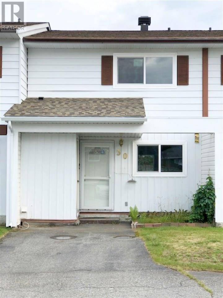 Townhouse for sale at 185 Konigus St Unit 50 Kitimat British Columbia - MLS: R2393531