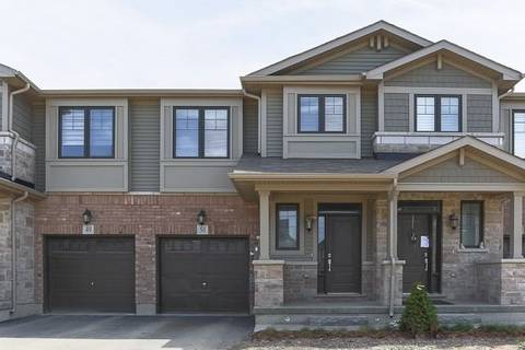 Townhouse for sale at 1890 Rymal Rd Unit 50 Hamilton Ontario - MLS: X4521363