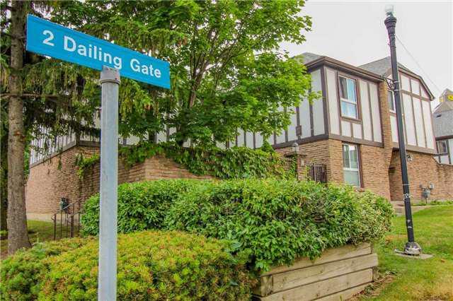Buliding: 2 Dailing Gate, Toronto, ON