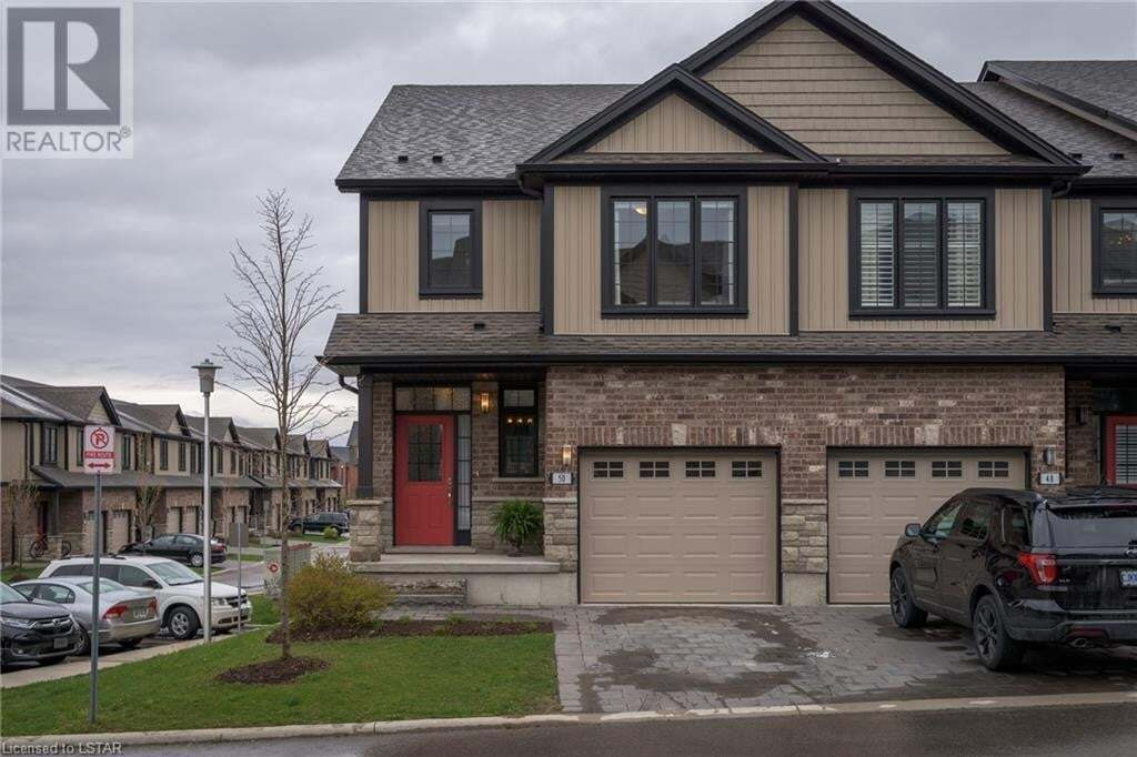 Townhouse for sale at 2235 Blackwater Rd Unit 50 London Ontario - MLS: 262173