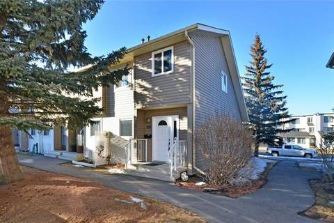 Townhouse for sale at 2519 38 St Northeast Unit 50 Calgary Alberta - MLS: C4235699