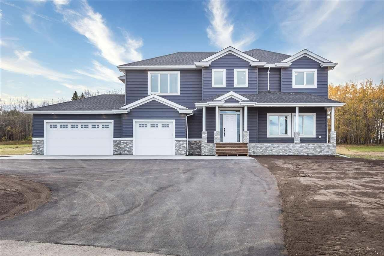 House for sale at 26409 Twp 532a Rge Rd Unit 50 Rural Parkland County Alberta - MLS: E4192562