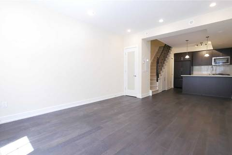Townhouse for rent at 3 Elsie Ln Unit 50 Toronto Ontario - MLS: W4447510