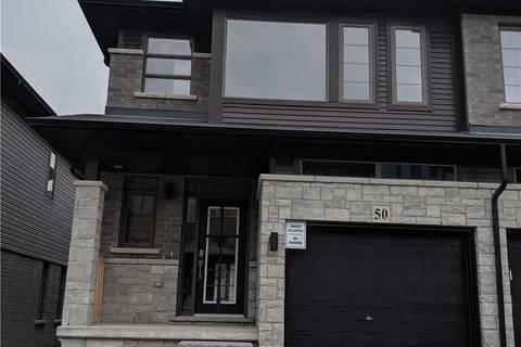Townhouse for rent at 30 Time Square Blvd Unit 50 Hamilton Ontario - MLS: X4551502