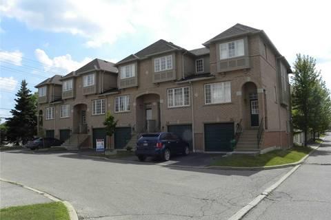 Condo for sale at 3020 Cedarglen Gt Unit 50 Mississauga Ontario - MLS: W4581038