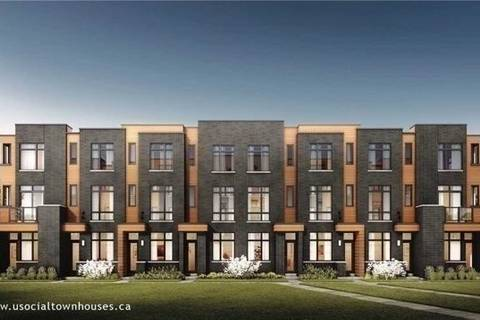 Condo for sale at 370 Red Maple Rd Unit 50 Richmond Hill Ontario - MLS: N4670744