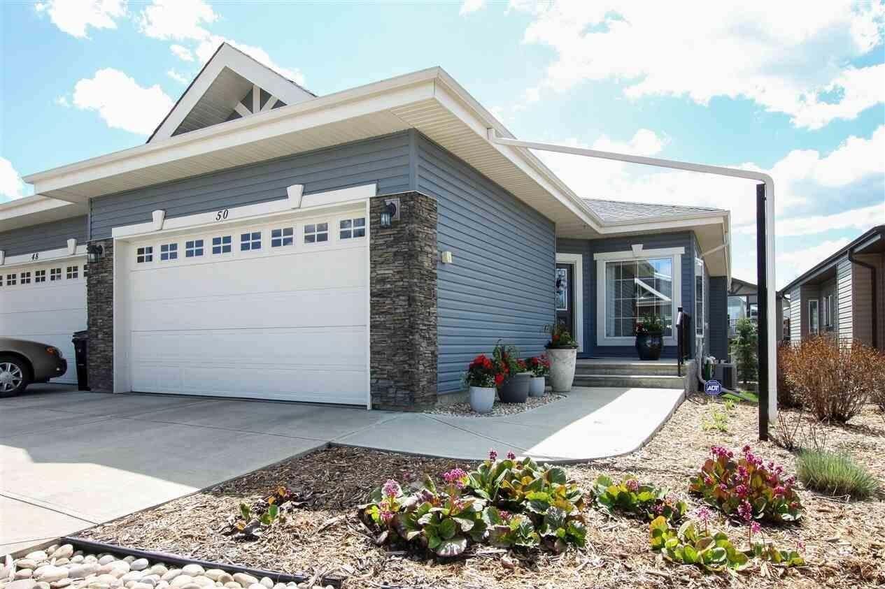 Townhouse for sale at 4001 Eton Bv Unit 50 Sherwood Park Alberta - MLS: E4187591