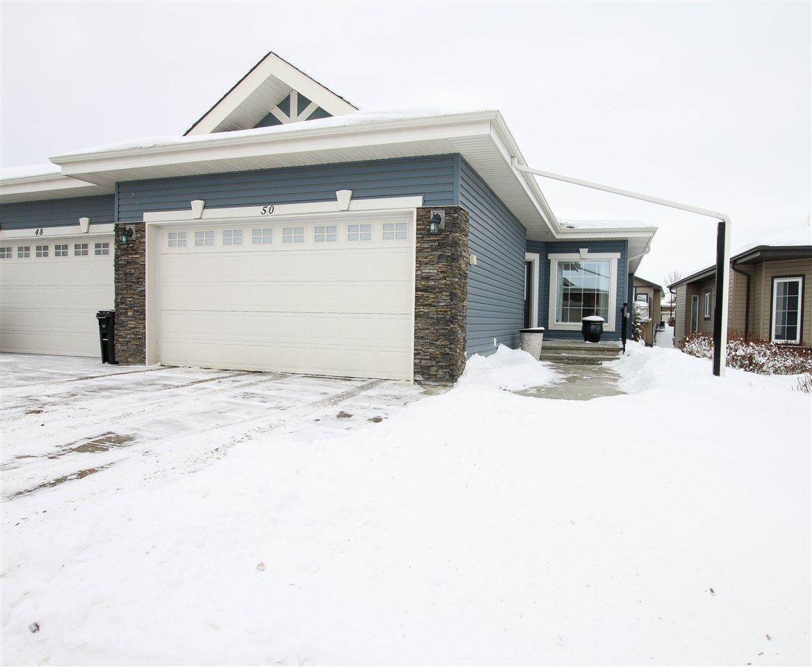Townhouse for sale at 4001 Eton Blvd Unit 50 Sherwood Park Alberta - MLS: E4187591